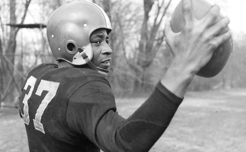 Willie Thrower, A Spartan Trailblazer